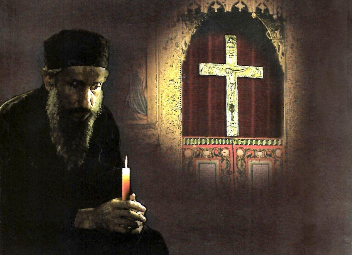 С молитвой о здравии и спасении