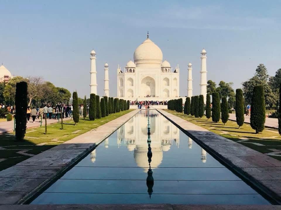 Экскурсия по Агре (из Дели)
