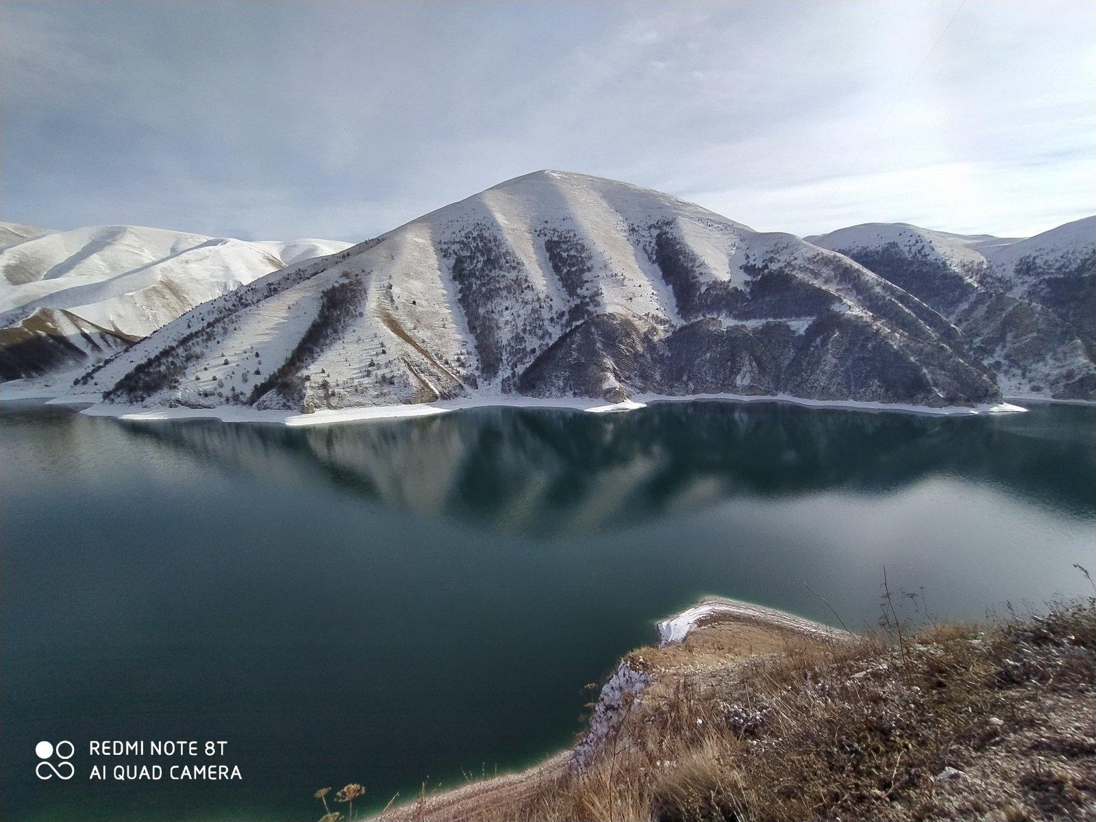 Поездка к высокогорному озеру Казеной-ам