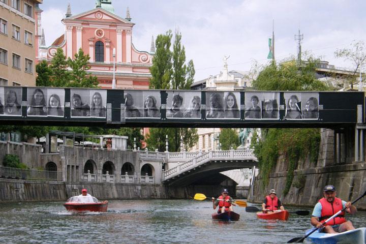 Получите огромное удовольствие от прогулки на байдарке по реке Люблянице