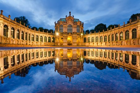 Дрезден — обзорная экскурсия из Праги