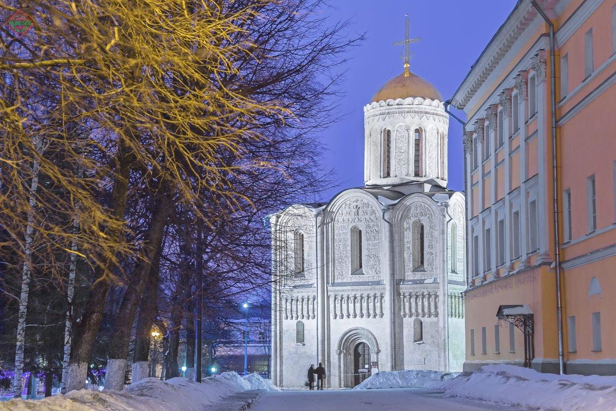 Древний Владимир: путь сквозь века