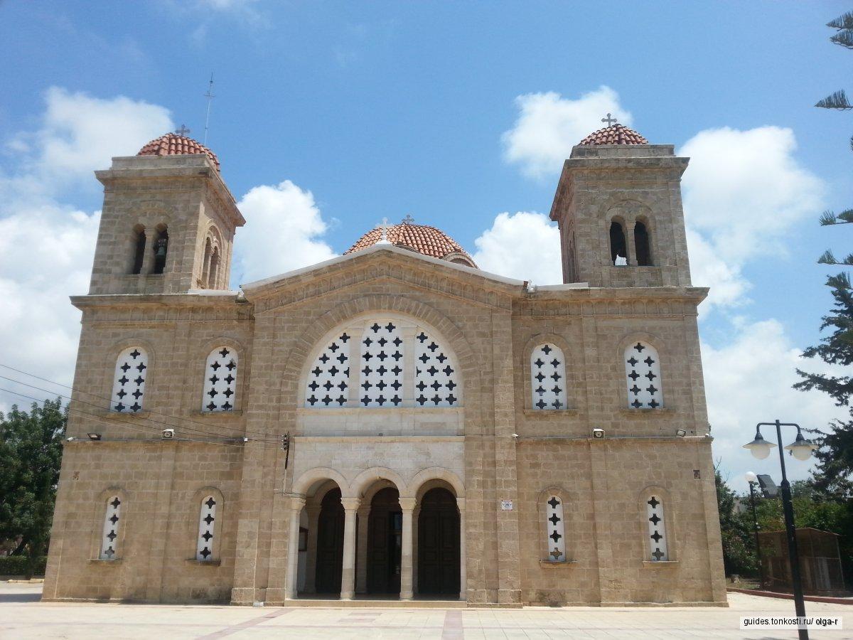 Очарование деревень Кипра. Путешествие в окрестностях Пафоса