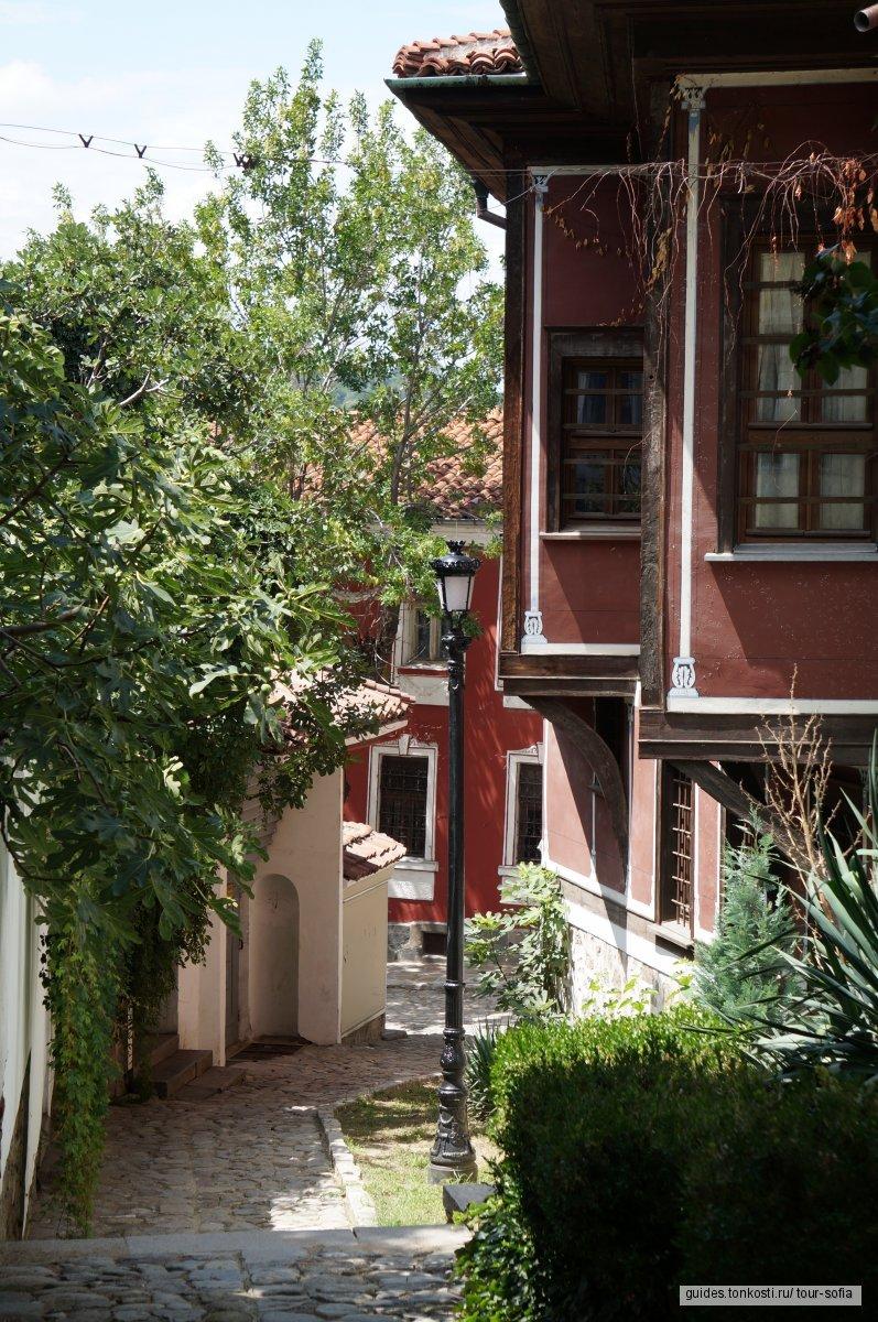 Однодневная экскурсия из Софии в Пловдив