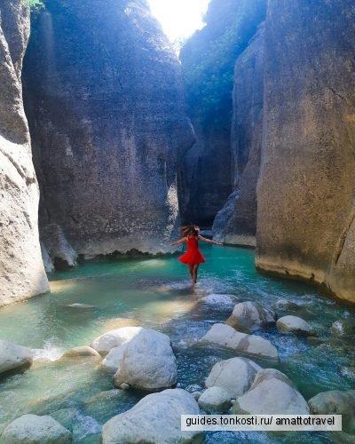 Эко-тур в Долину каменных людей и каньоны Тавра