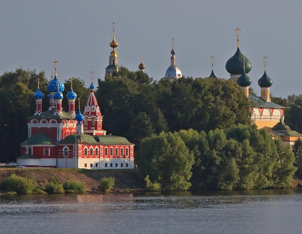Обзорная экскурсия по городу Угличу с посещением Угличского Кремля