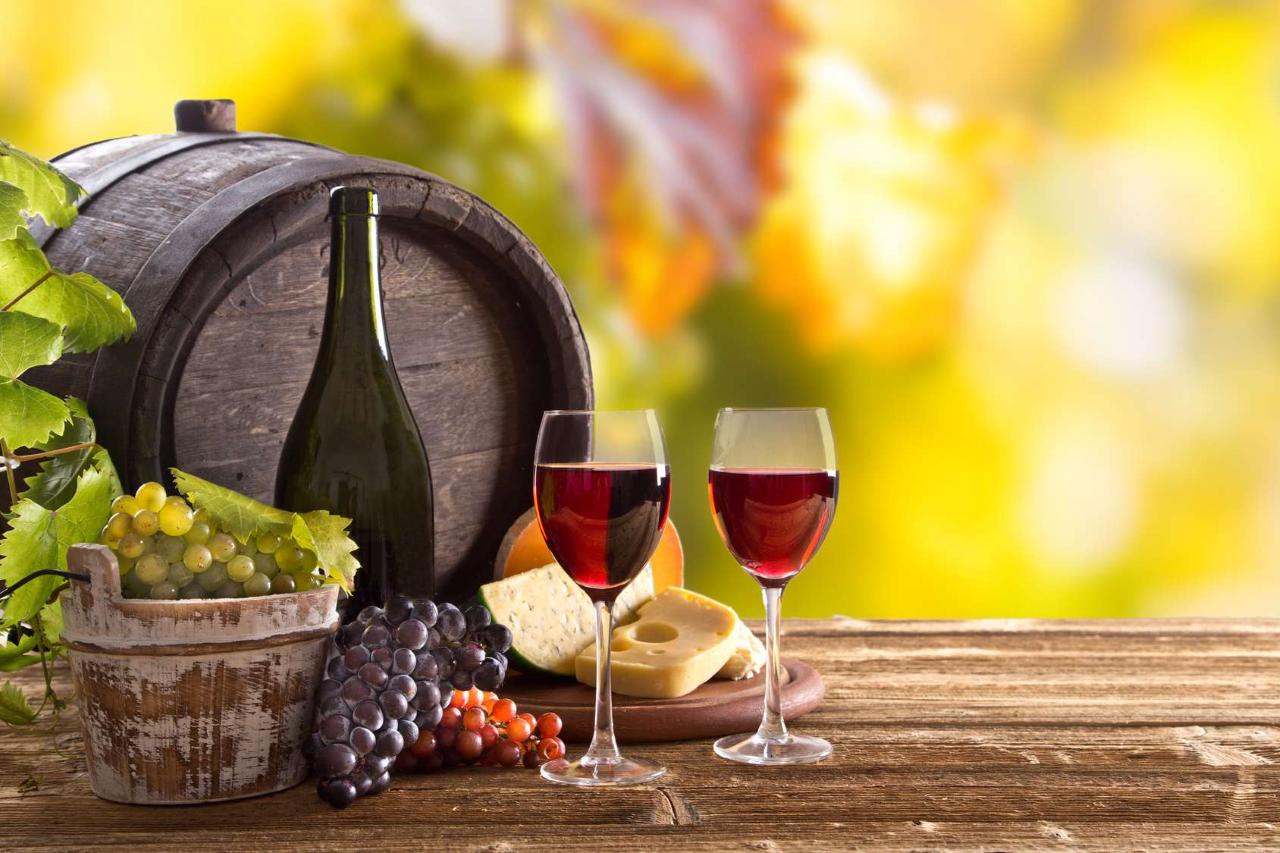 Винное путешествие: винодельческое хозяйсто
