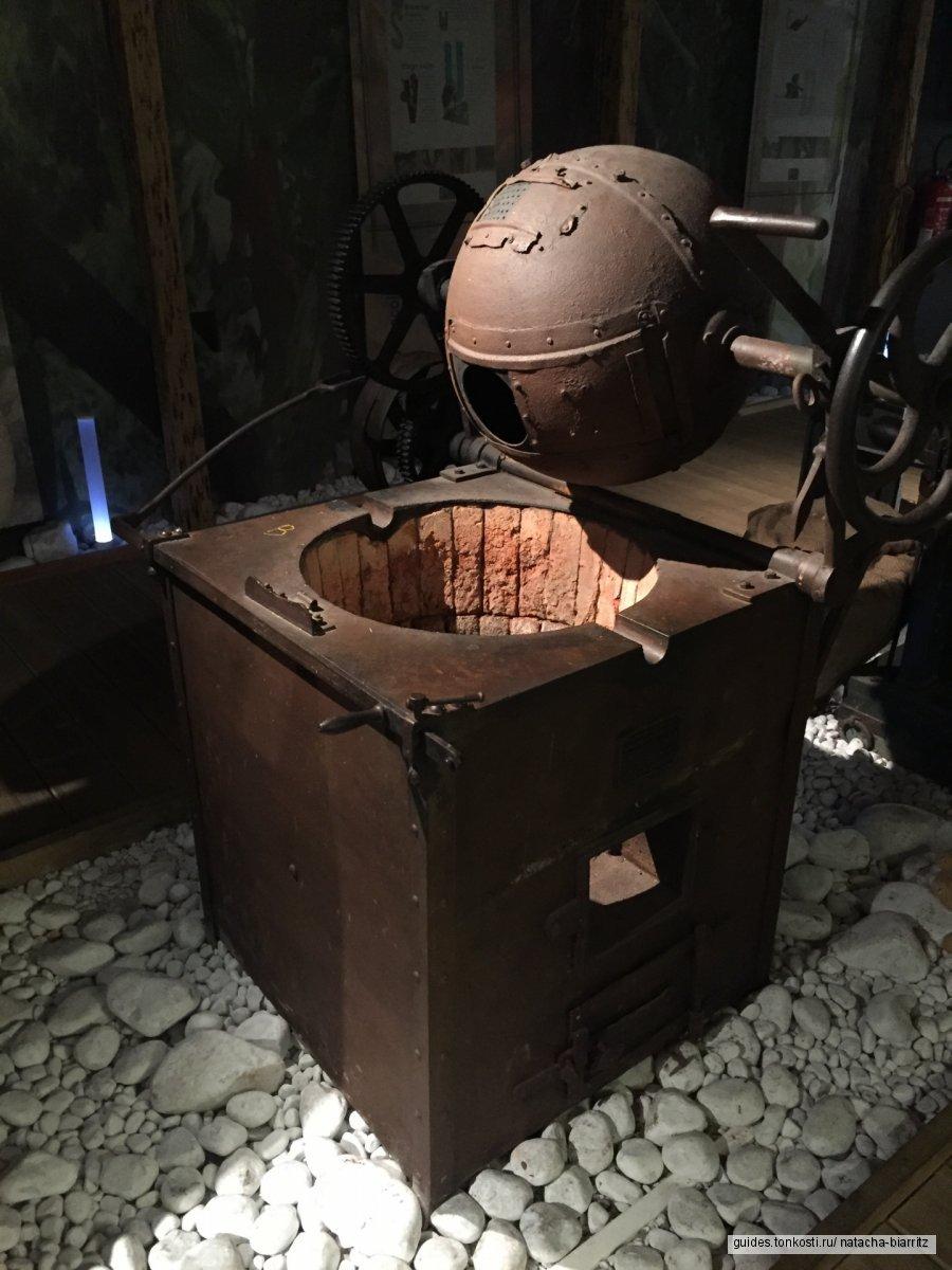Маленьким гурманам об истории шоколада в Байонне и профессии шоколатье