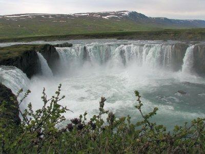 Бриллиантовое Кольцо. Акурейри, Северная Исландия