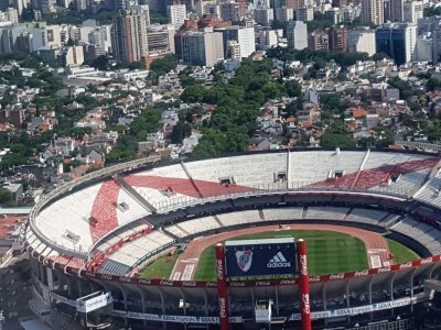 Буэнос-Айрес с воздуха