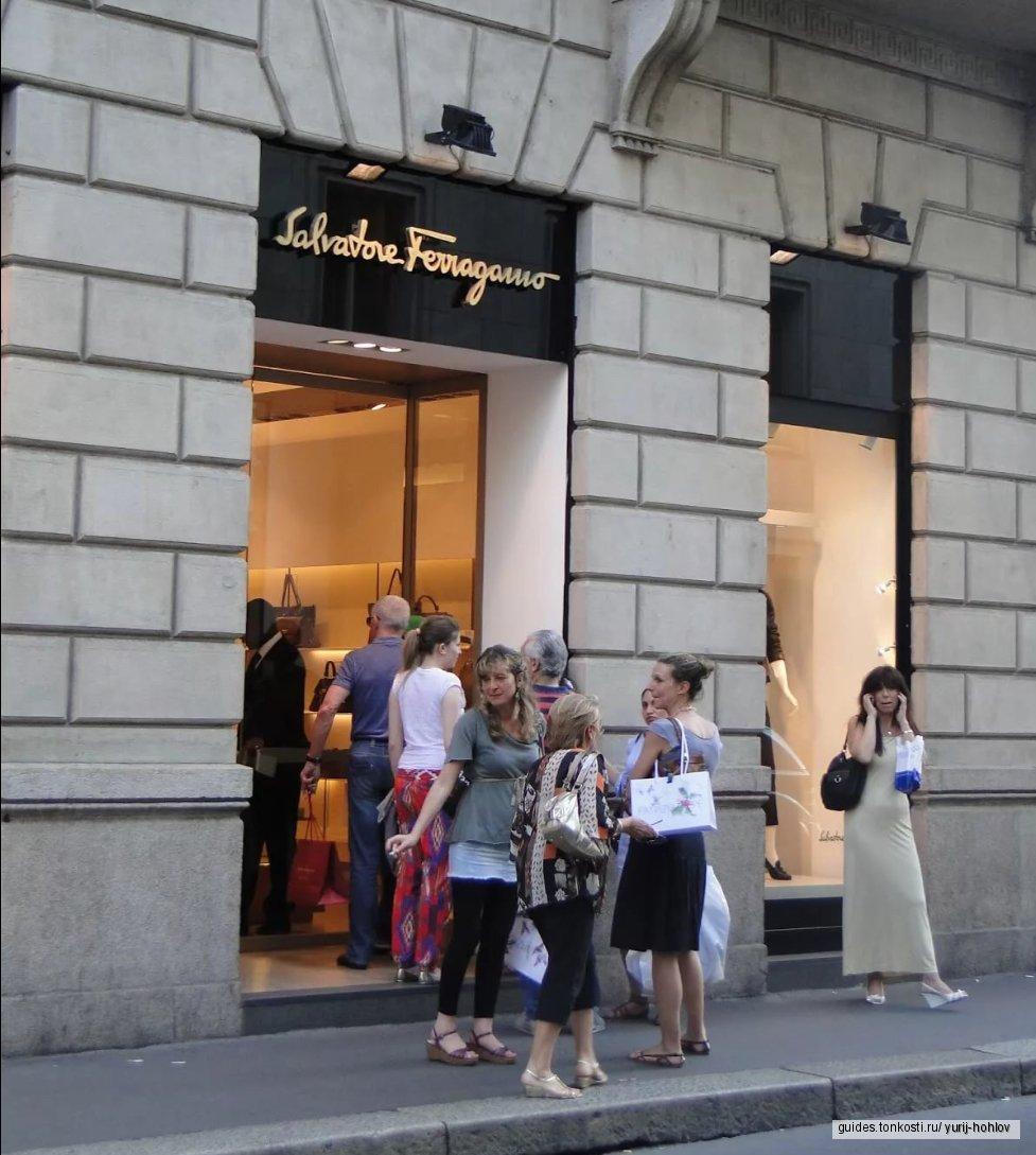 Поездка на шоппинг в аутлет Серравалле! Скидки до 70%, Gucci и др.