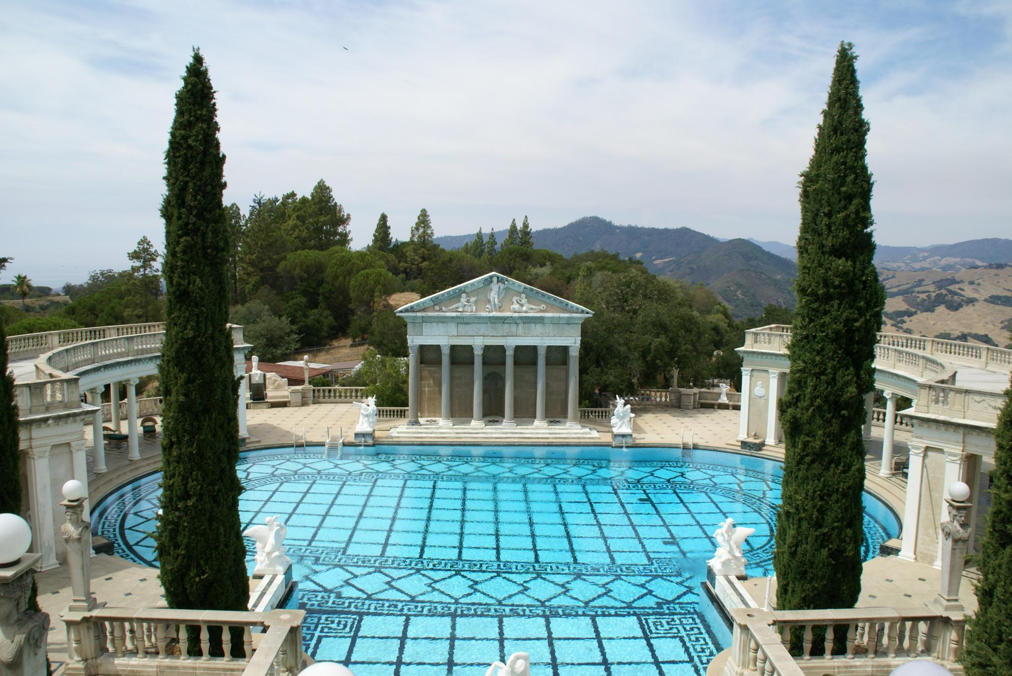 Санта-Барбара, Солванг и замок Херст — однодневный тур из Лос-Анджелеса
