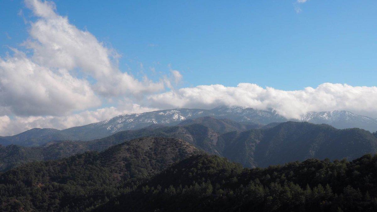 День счастья в горах Троодос