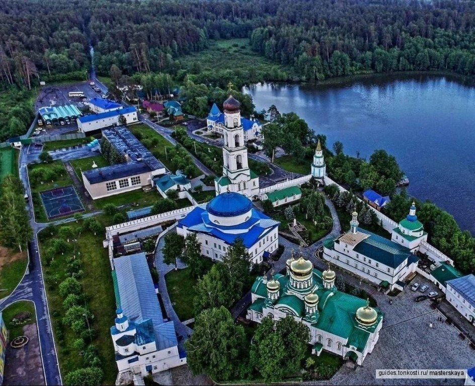 Раифский Богородицкий монастырь и Храм всех религий