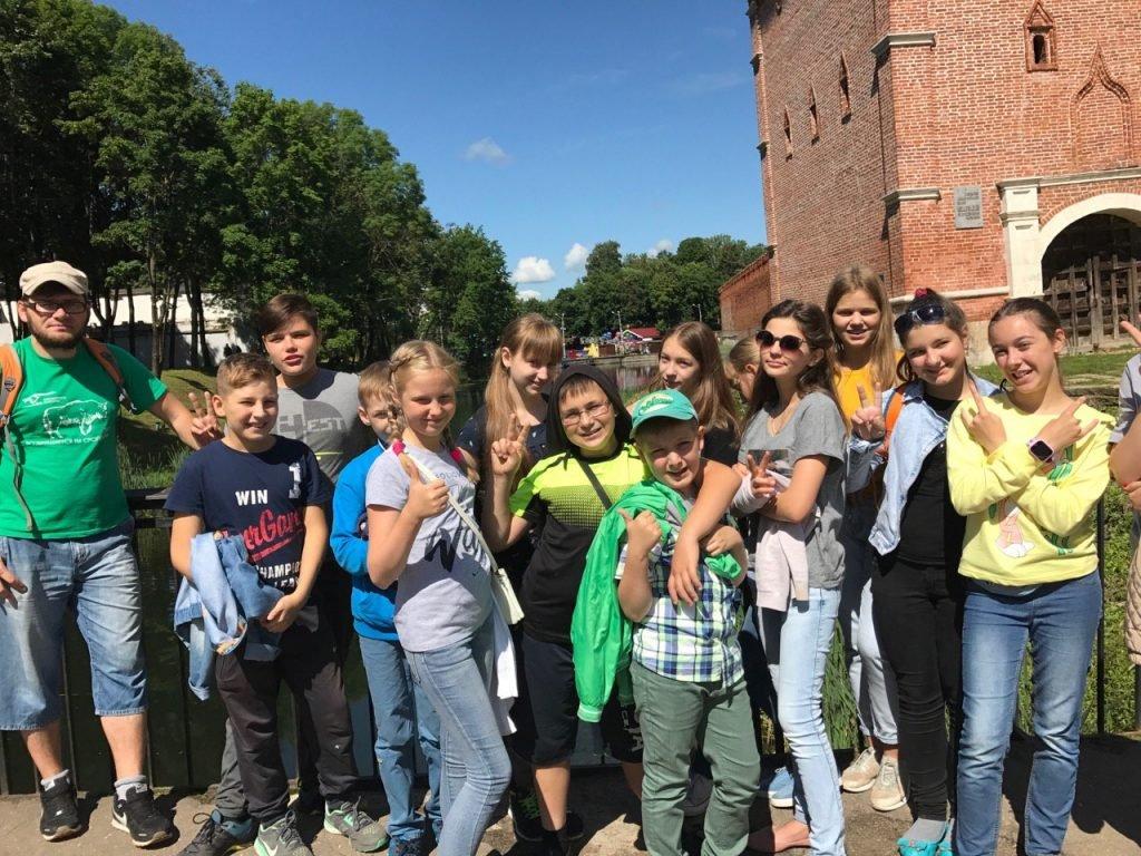 Экскурсия по Смоленску для изучающих английский язык. Смоленск in English