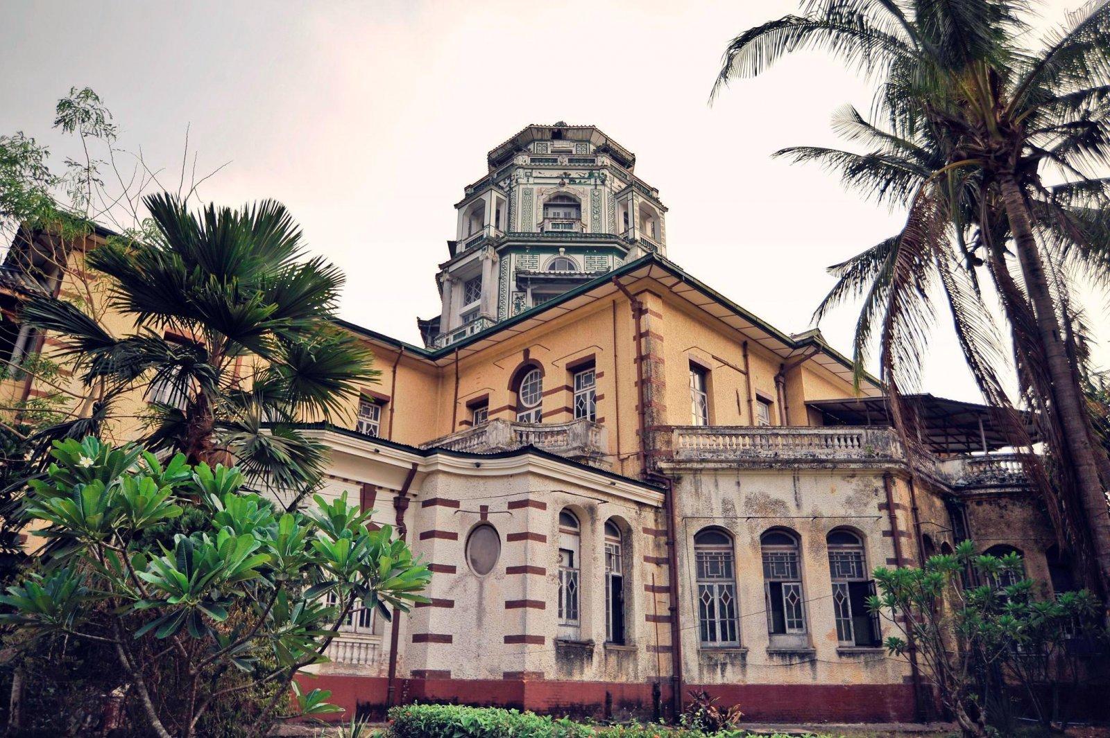 Экскурсия по колониальному Янгону