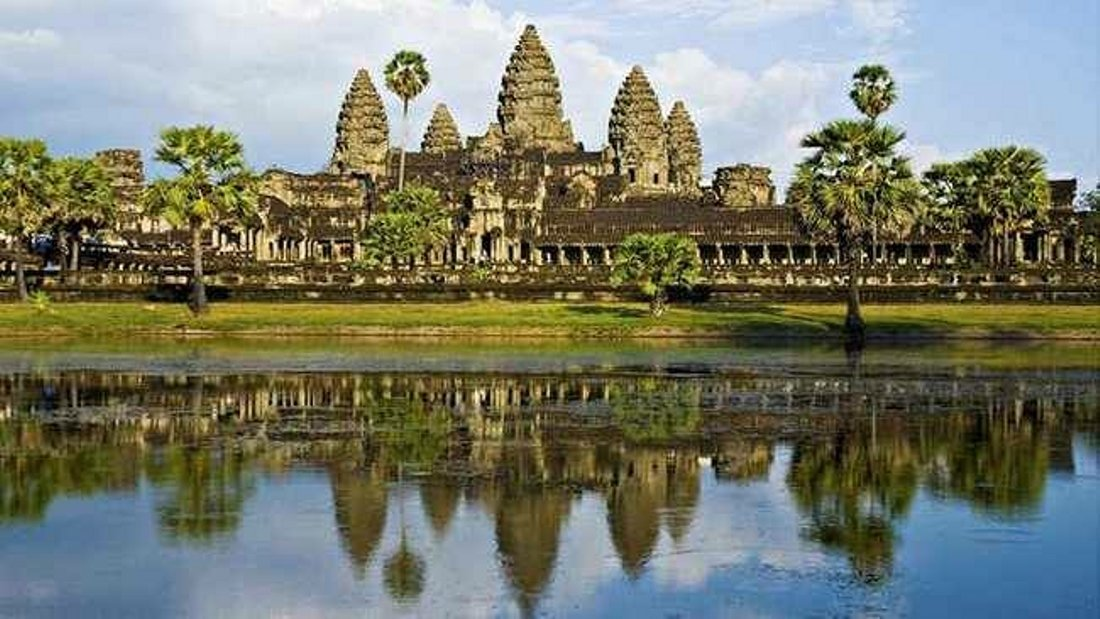 Экскурсии с Пхукета в Камбоджу Ангкор Ват