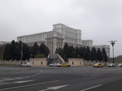 Неповторимый Бухарест