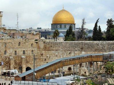 Основные святыни старого Иерусалима