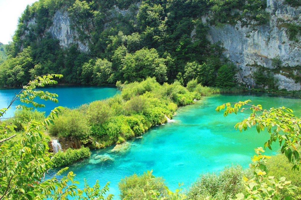 Плитвицкие озёра — национальные парки Хорватии