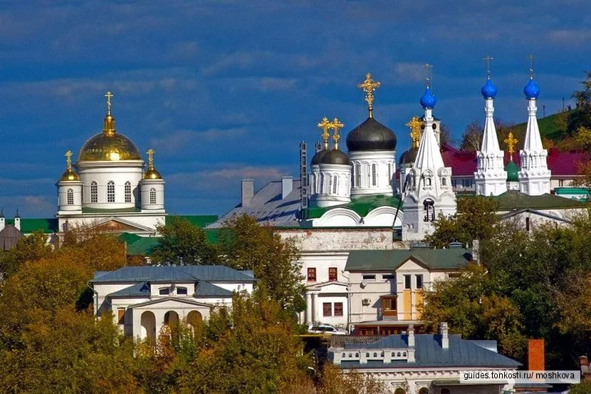 По православным святыням