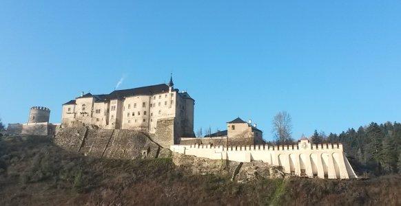 Замки рядом с Прагой II