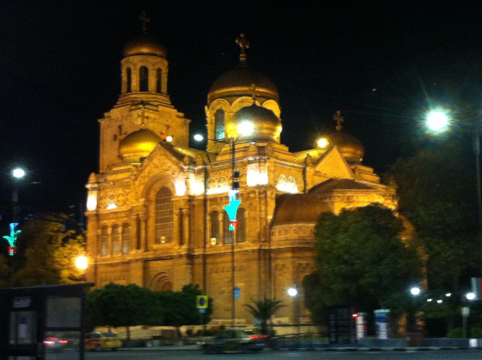 Варна — морская столица Болгарии