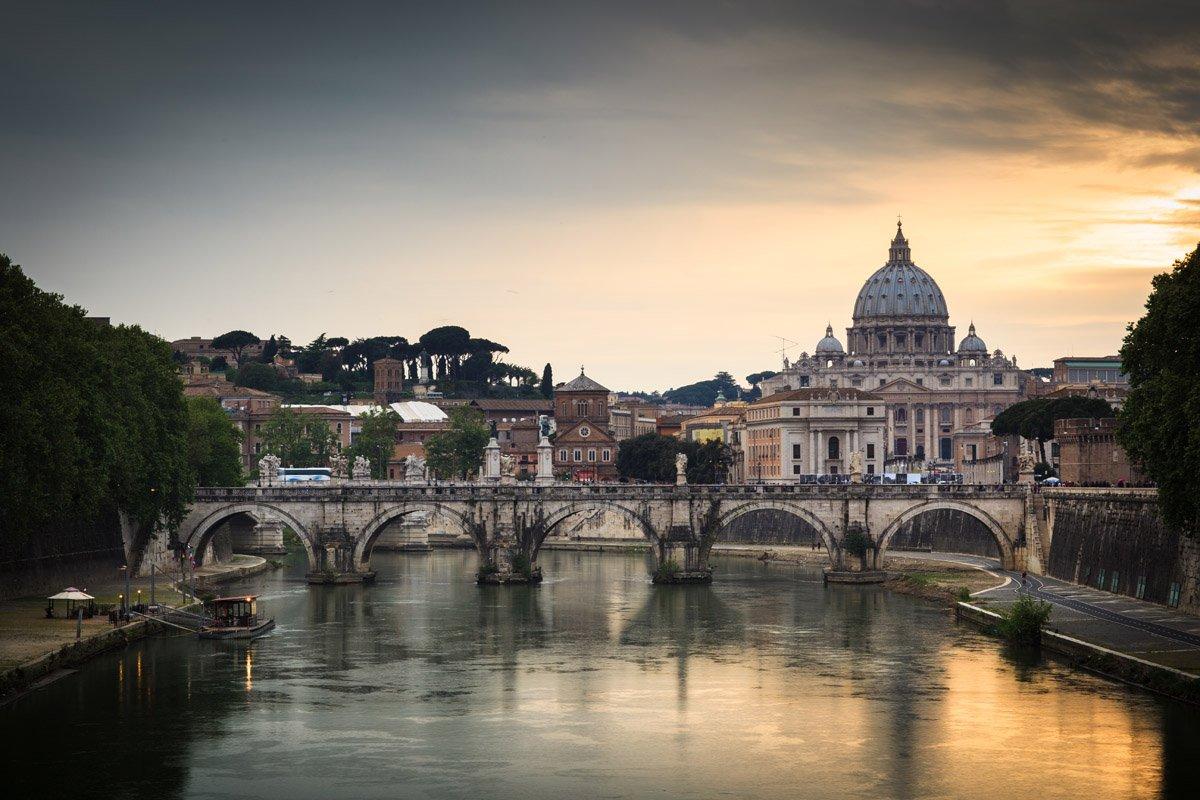 Обзорная пешеходная экскурсия по Риму