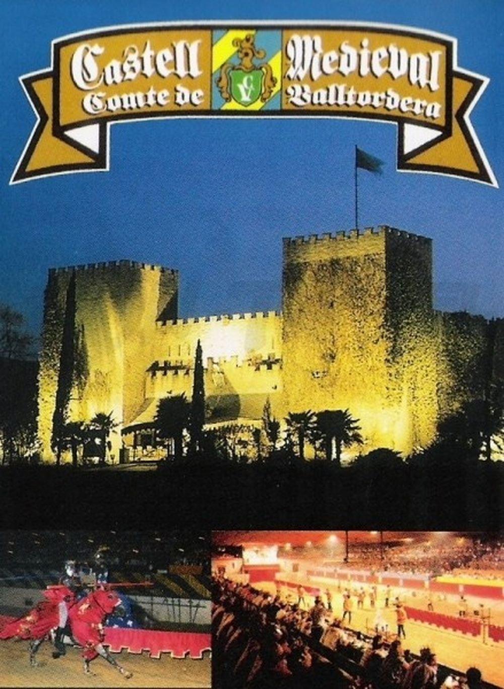 Рыцарский турнир в Тордера