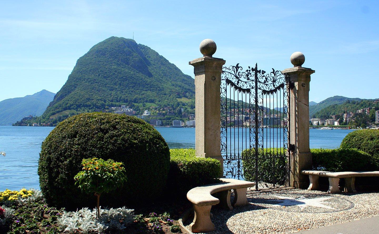 Лугано + Швейцария в миниатюре