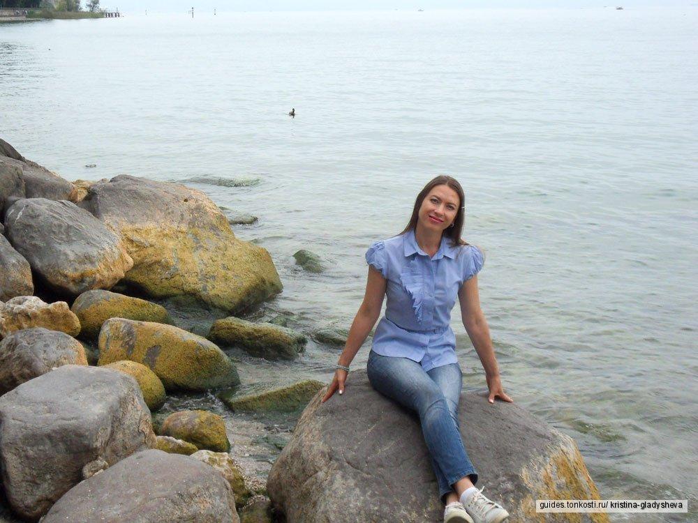 Сирмионе — жемчужина озера Гарда