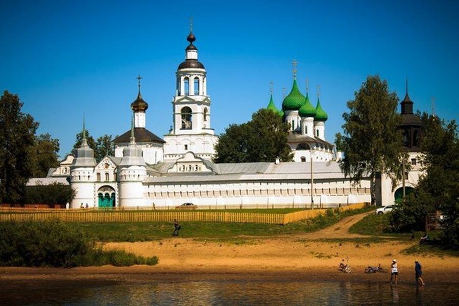 Экскурсия в Толгский монастырь