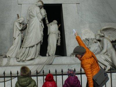 «Тайна четырех дверей и железного гвоздя» — увлекательная авторская экскурсия-квест для детей