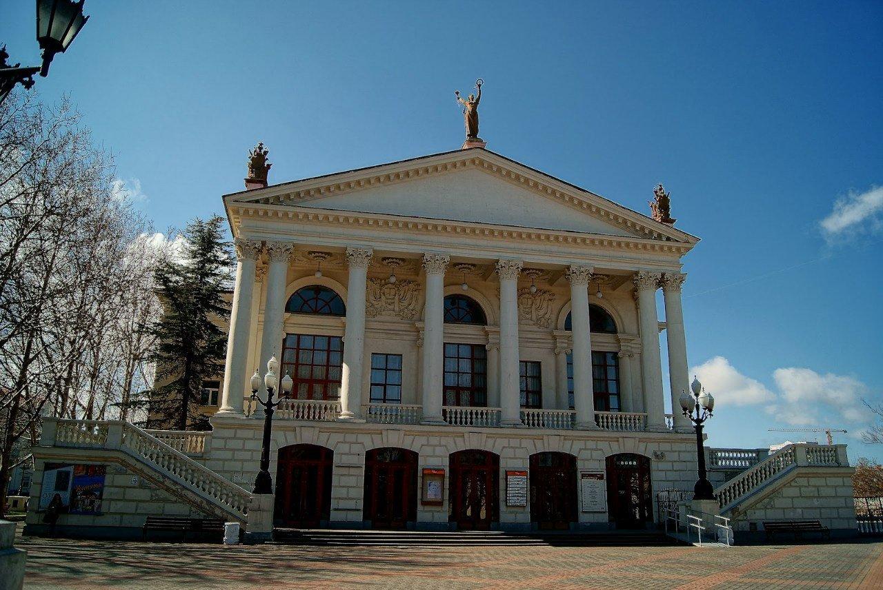 Севастополь — город морской славы