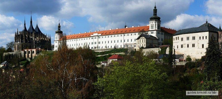 Кутна-Гора и Костница
