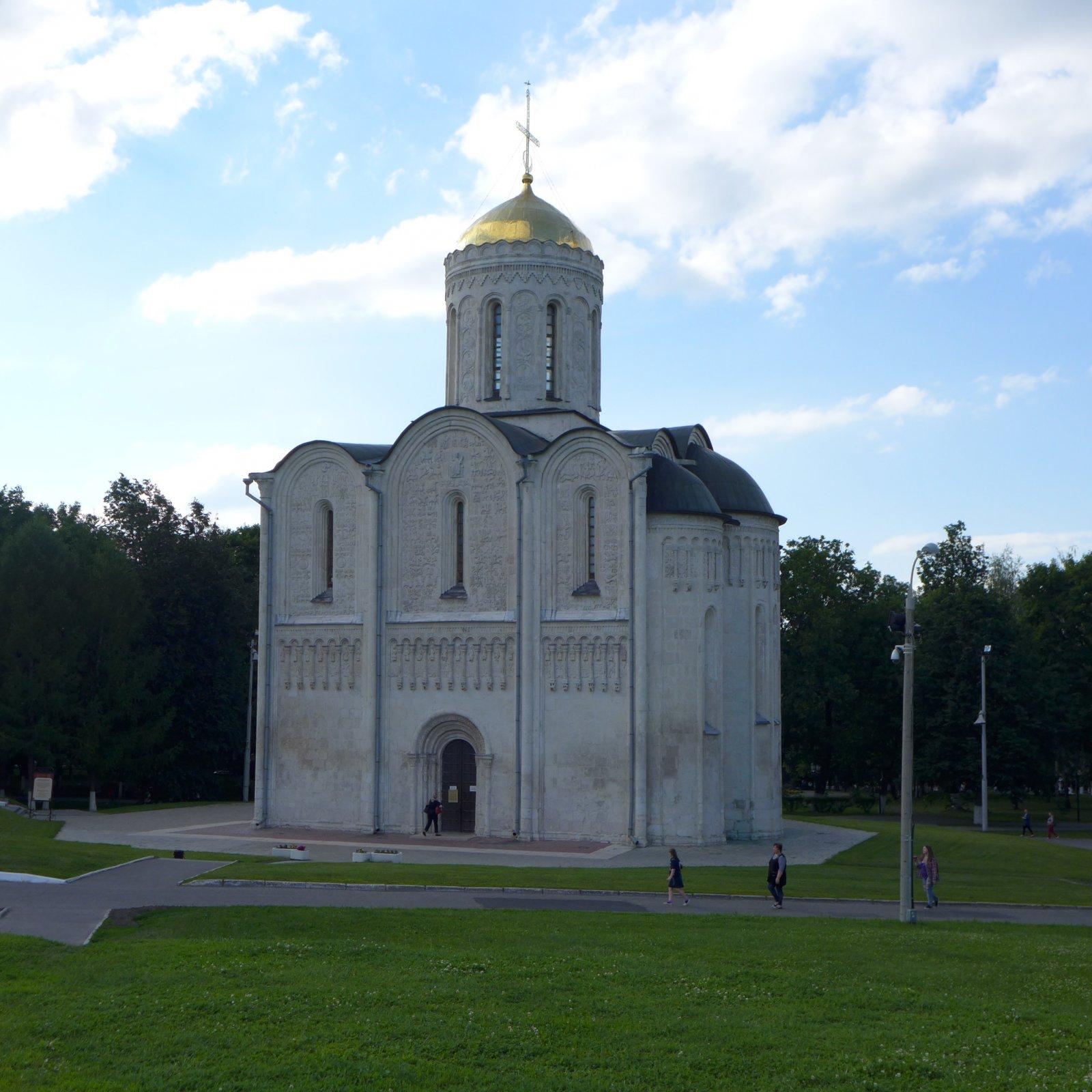 «Добра тебе и света, Владимирская Русь» в городе Владимир, Боголюбово