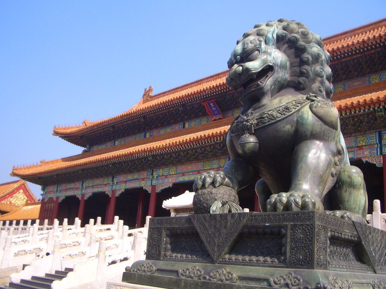Транзитная экскурсия в Пекине