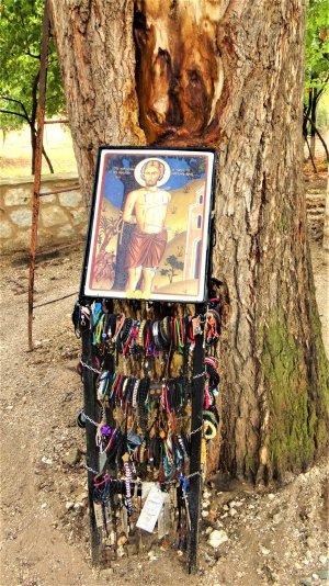 Кровоточащие деревья в Вунене. Посещение Ларисы и пещерного храма.(В подарок видео о вашей поездке)