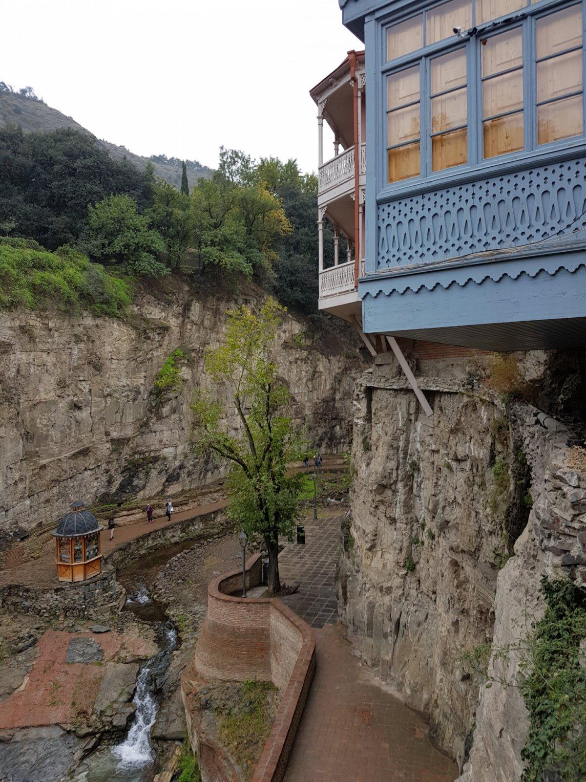 Обзорная по Тбилиси