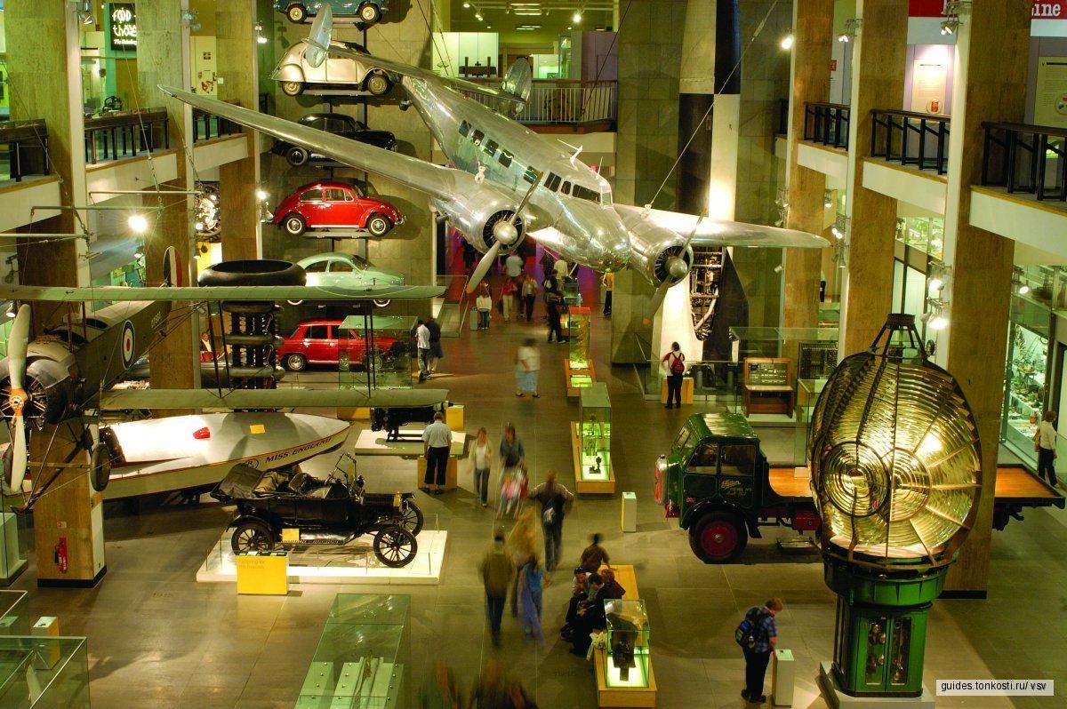 ПРОФЕССИОНАЛЬНАЯ  экскурсия в лучший в мире Музей науки