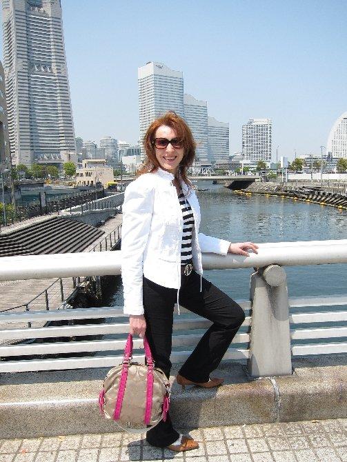 Иокогама — морские ворота Японии