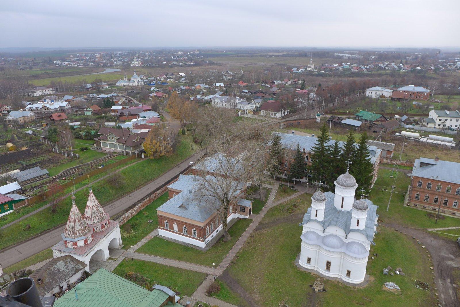 «Суздаль — предтеча Москвы»