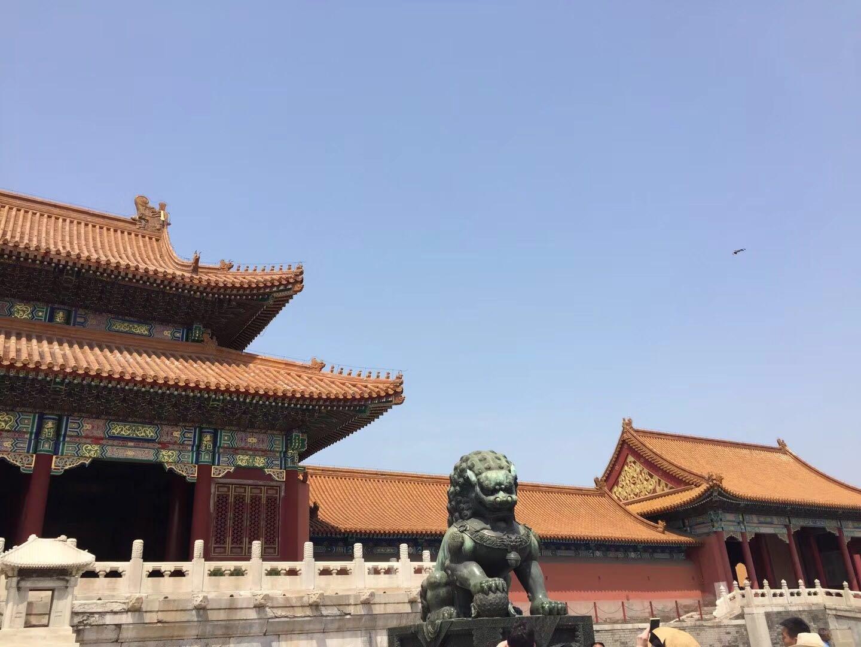 Площадь Тяньаньмэнь + Гугун