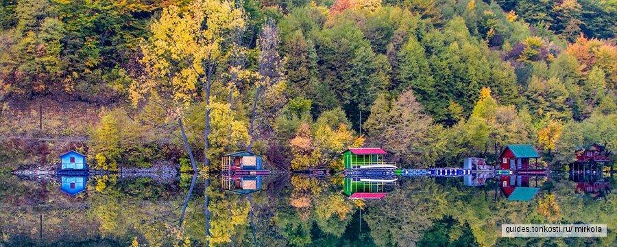 Экскурсия по Западной Сербии (Валево — Дрина — национальный парк Тара — Златибор)