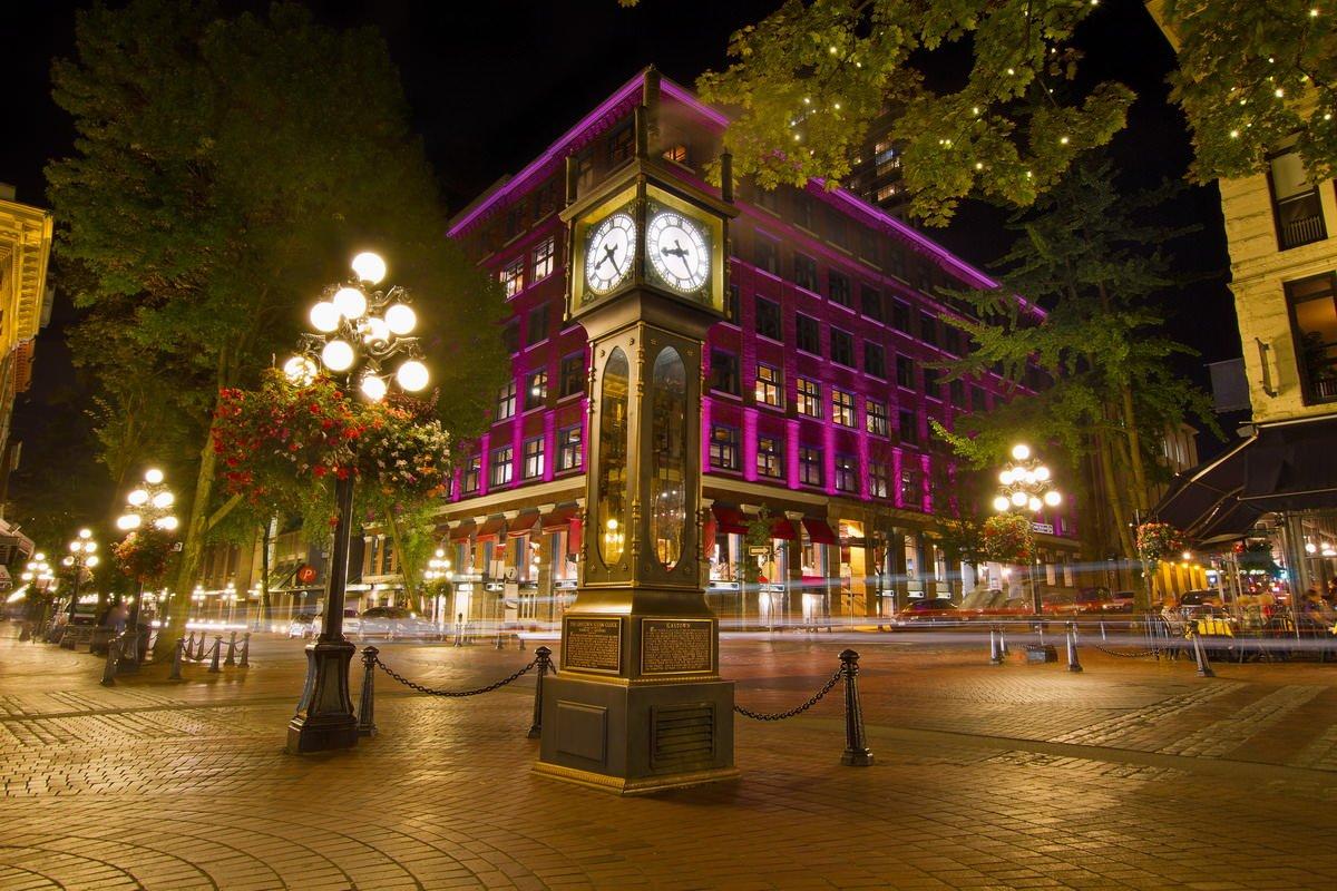 Обзорная экскурсия по Ванкуверу, 8 часов