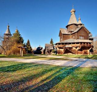Экскурсия в Витославлицы и Юрьев монастырь