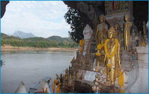 Луанг Прабанг: от рассвета до заката