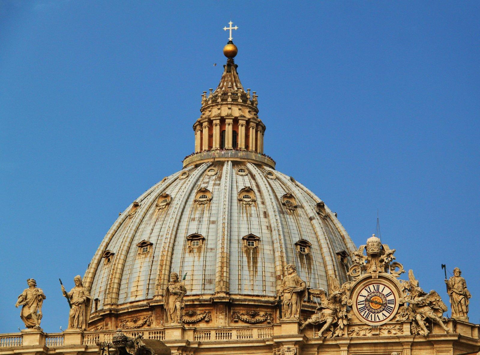 Экскурсия №2. «Тайны Ватикана»