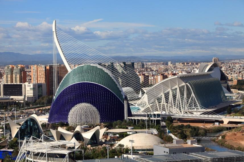 Большая обзорная экскурсия «Вся Валенсия»