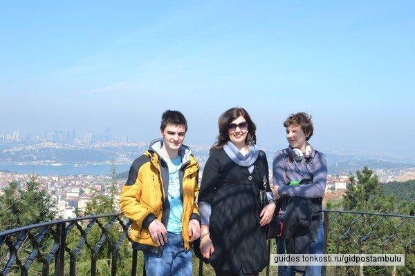 За 1 день: весь город (Старый город и Азиатский континент). «Константинополь и Стамбул»
